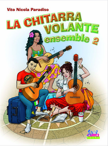 La Chitarra Volante Ensemble Vol. 2