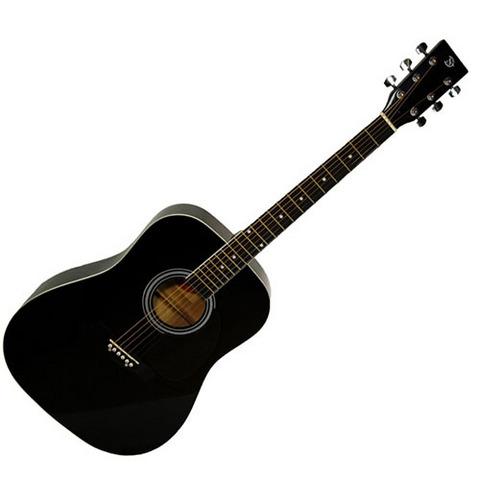 Chitarra acustica folk cataluna dg2bk + borsa