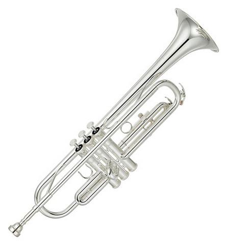 Tromba si b yamaha ytr2330s silver