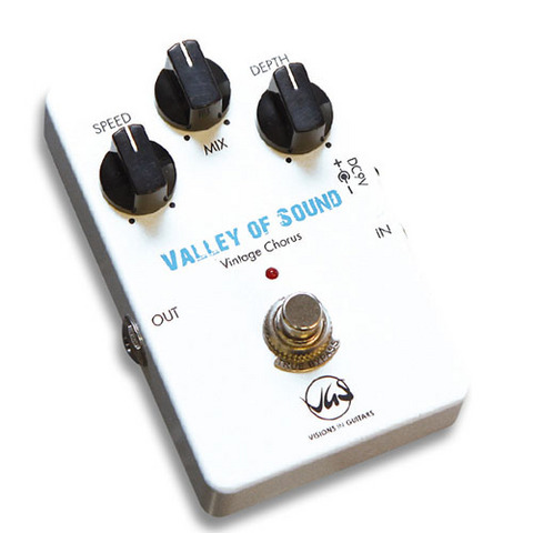 Pedale chorus per chitarra vgs valley of sound