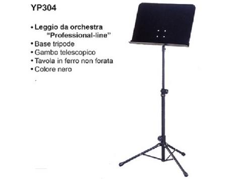 Leggio da orchestra professionale