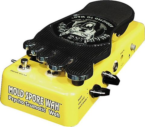 Pedale wah per chitarra snarling dogs