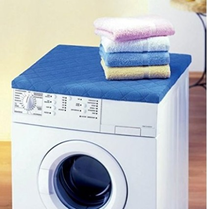 Copertura per lavatrici con imbottitura