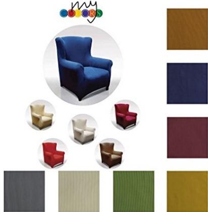 Copripoltrona elasticizzato diversi colori