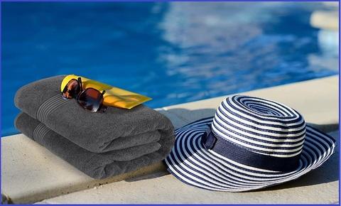 Teli e asciugamani per la doccia colore antracite
