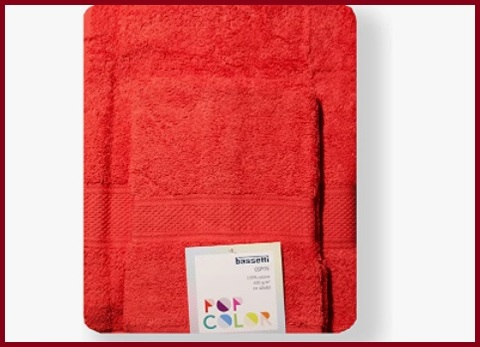 Coppia asciugamani bassetti