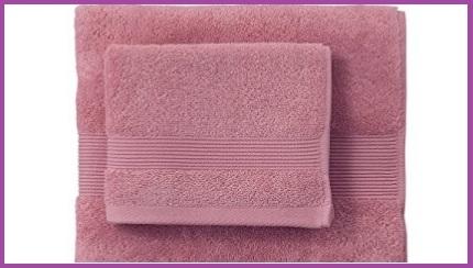 Zucchi Solotuo Asciugamani Rosa
