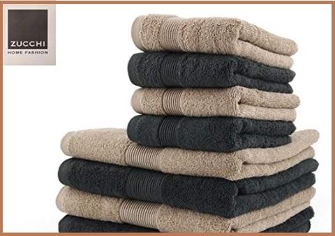 Asciugamani zucchi set