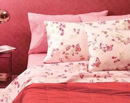 Zucchi federe rosa