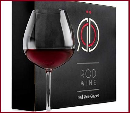Bicchieri di vino di plastica