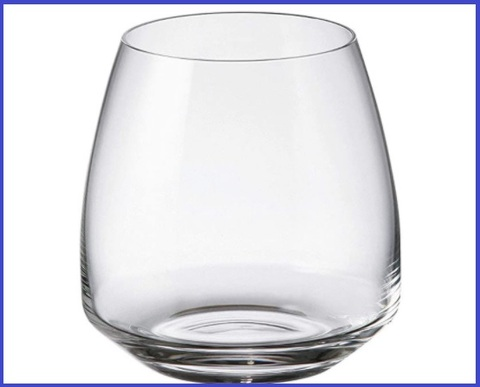 Bicchieri bohemia acqua