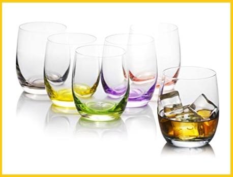 Bohemia bicchieri in cristallo