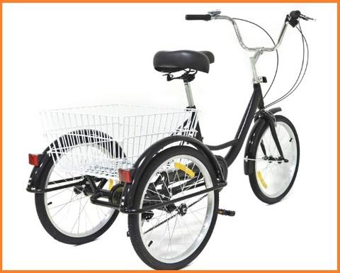 Biciclette A Tre Ruote Per Adulti