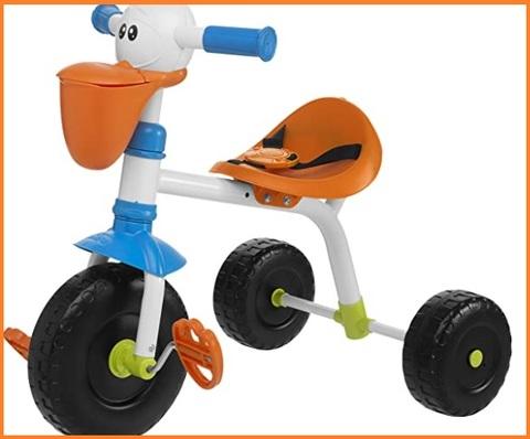 Triciclo Bambini Con Maniglione
