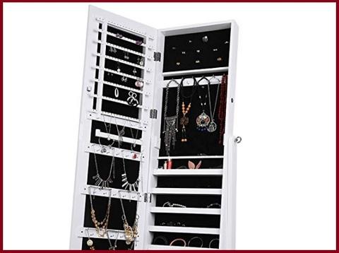 Gioielli bijoux specchiera