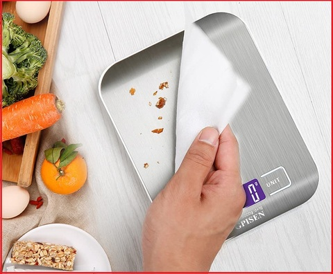 Bilance da cucina digitale