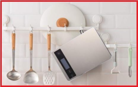 Bilancia da cucina digitale precisa