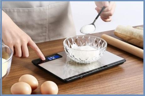 Bilancia da cucina digitale professionale