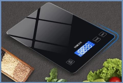 Bilancia da cucina digitale homever