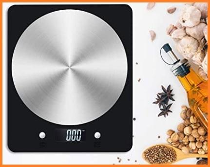 Bilancia Da Cucina Digitale Grammi E Litri