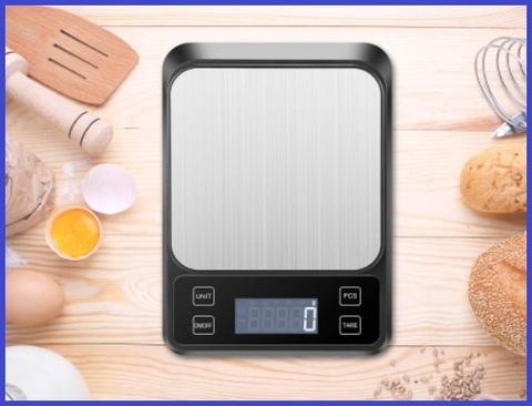 Bilancia Da Cucina Digitale Ricaricabile