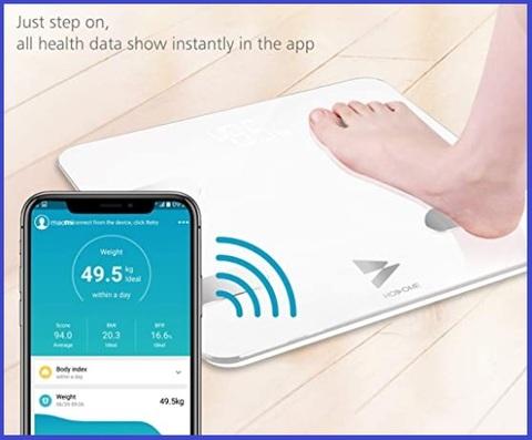 Pesapersone con app smartphone