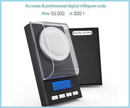 Bilance milligrammi professionale