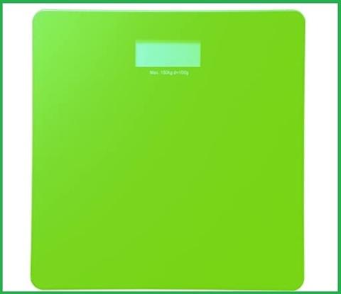 Pesapersone verde digitale