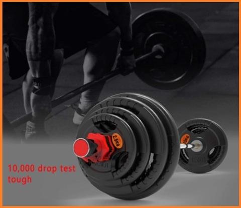 Bilanciere Bodybuilding 2 Metri