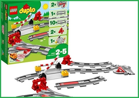 Binari ferroviari duplo