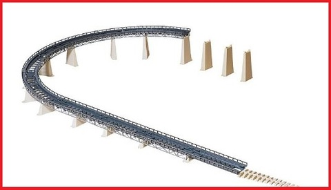 Binari ferroviari scala n
