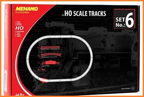 Binari modellismo ferroviario mehano