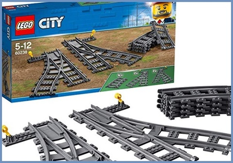 Binari Lego City Treno