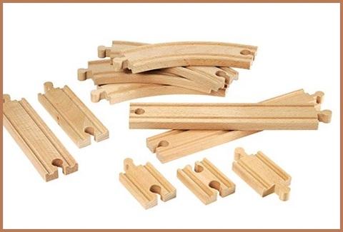 Binari legno compatibili