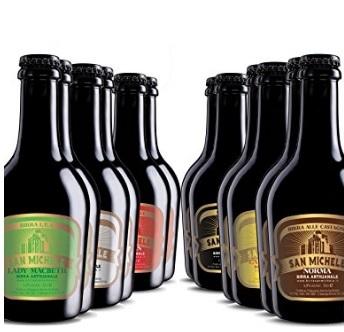 Birra Artigianale Cruda San Michele