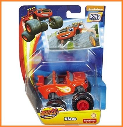 Blaze monster truck giocattoli