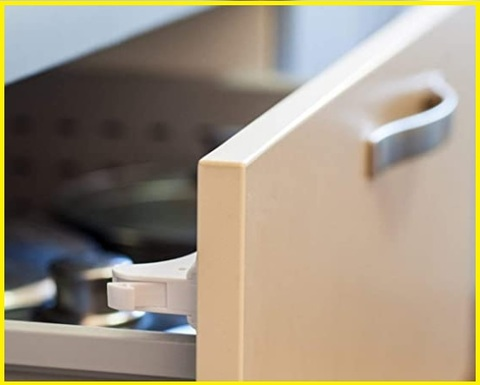 Blocca cassetti magnetici per bambini