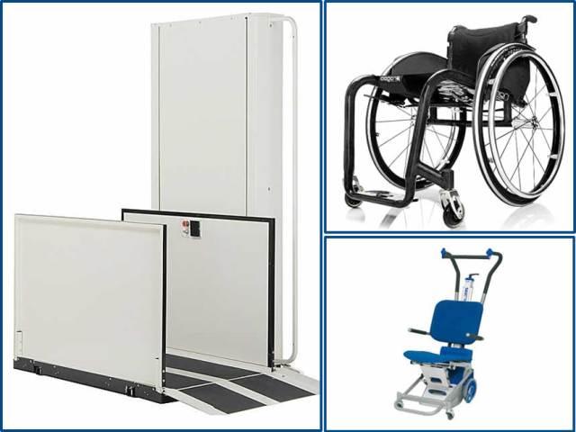 Montascale for Piani domestici accessibili per disabili