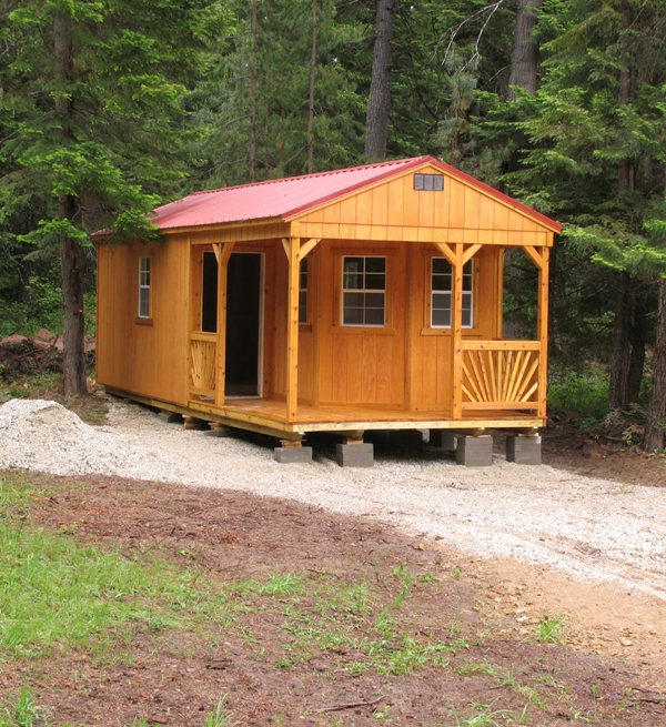 Case in legno abitabili for Chalet prefabbricati in legno prezzi