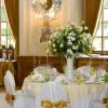 allestimenti floreali matrimonio nel ristorante