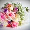 bouquet con rose