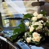 fiori auto matrimonio