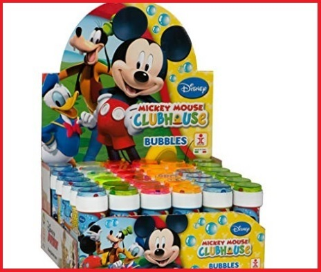 Bolle Di Sapone Multicolore Plastica Per Feste