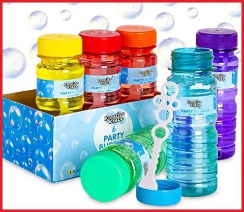 Bolle di sapone bambini confezione