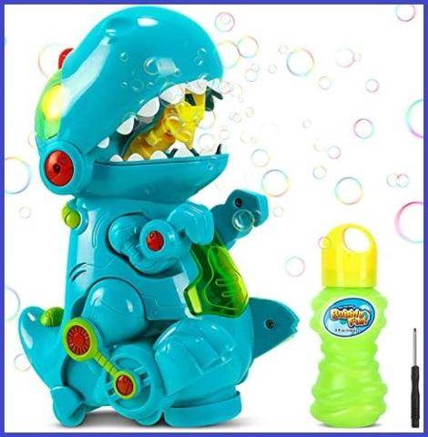 Macchina bolle di sapone bambini