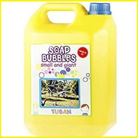 Bolle di sapone giganti liquido
