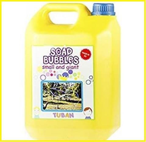 Ricarica bolle di sapone 5 litri
