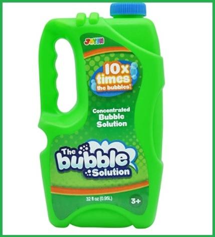 Bolle di sapone ricarica bambini