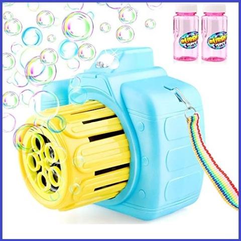 Spara bolle di sapone elettrico