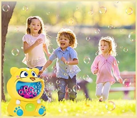 Bolle di sapone grandi per bambini